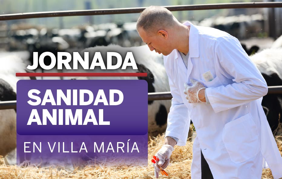 capacitacion villa maria sanidad animal veterinaria